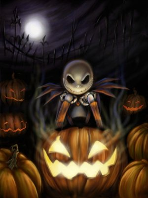 The Nightmare Before Christmas 873x1163