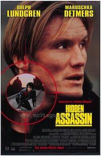Shooter - Attentato a Praga poster
