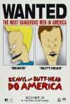 Beavis and Butt-Head Do America Poster