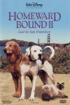 Homeward Bound II: Lost in San Francisco Cover