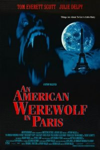 An American Werewolf in Paris poster