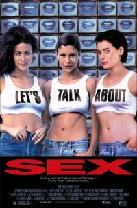 Let's Talk About Sex poster