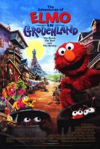 Die Abenteuer von Elmo im Grummelland poster