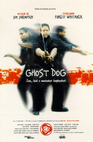 Ghost Dog: The Way of the Samurai 500x759