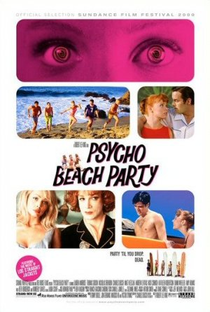 Psycho Beach Party 363x538