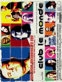 Club Le Monde poster
