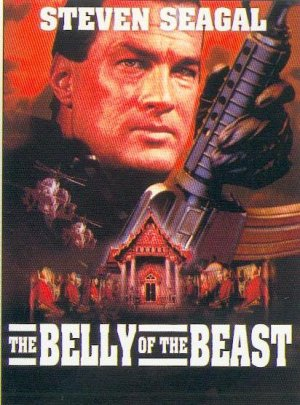 Belly Of The Beast Dvd cover