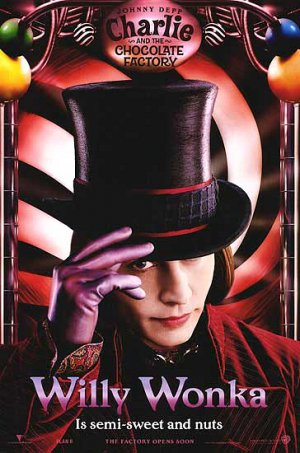 Charlie and the Chocolate Factory 364x550