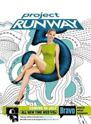 Project Runway 405x550