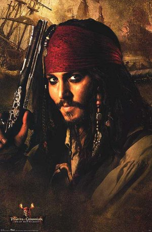 Pirates of the Caribbean: Dead Man's Chest 450x689