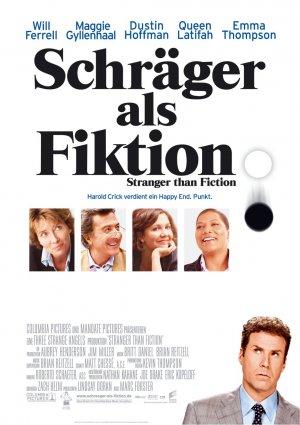 Stranger Than Fiction 989x1400