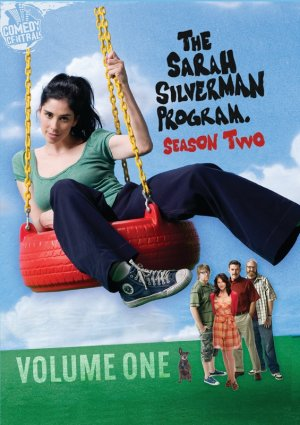 The Sarah Silverman Program. 565x800