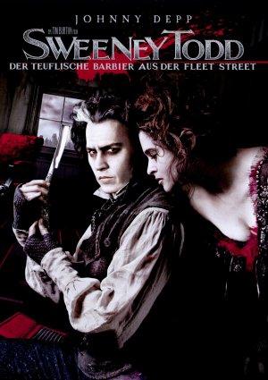 Sweeney Todd: The Demon Barber of Fleet Street 3100x4390