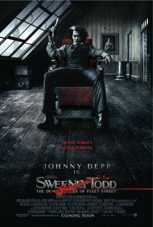 Sweeney Todd: The Demon Barber of Fleet Street 3378x5000