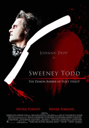 Sweeney Todd: The Demon Barber of Fleet Street 1206x1722