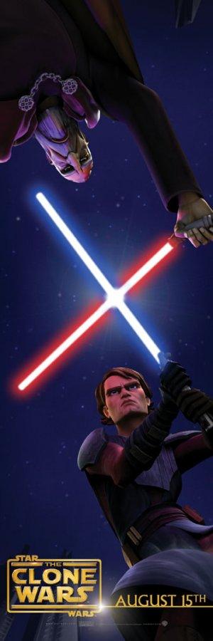 Star Wars: The Clone Wars 336x1008