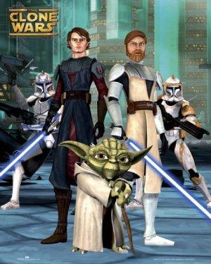 Star Wars: The Clone Wars 480x599