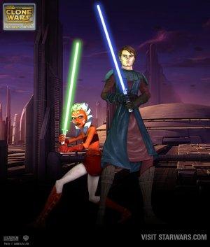 Star Wars: The Clone Wars 850x1000