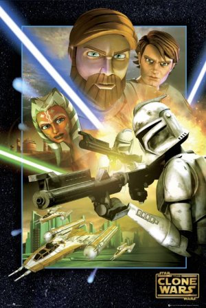 Star Wars: The Clone Wars 480x717