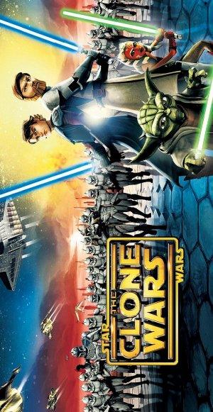 Star Wars: The Clone Wars 579x1121
