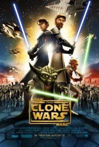 Star Wars: La guerra de los clones poster