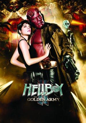Hellboy II: The Golden Army 3508x4999