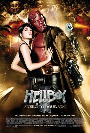 Hellboy II: The Golden Army 1000x1465
