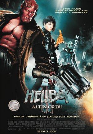 Hellboy II: The Golden Army 787x1134