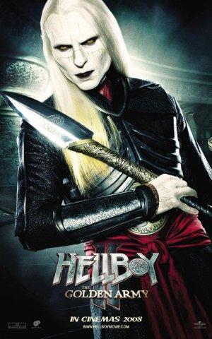 Hellboy II: The Golden Army 800x1280