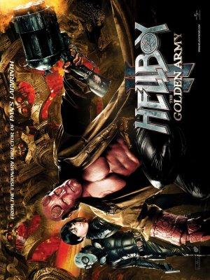 Hellboy II: The Golden Army 1125x1500