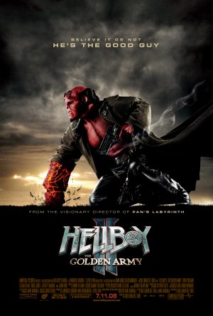 Hellboy II: The Golden Army 3374x4999