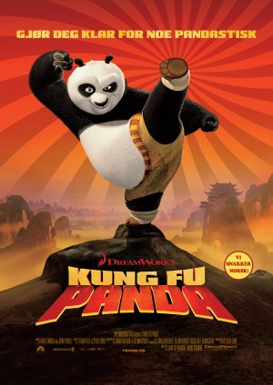 Kung Fu Panda 3508x4961