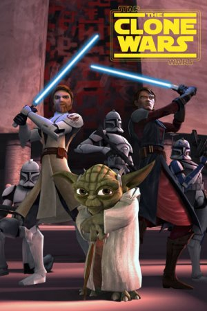 Star Wars: The Clone Wars 400x598