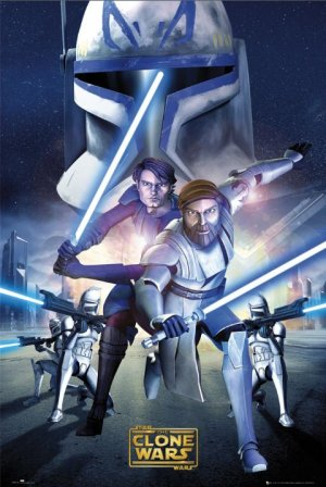 Star Wars: The Clone Wars 480x717