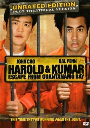 Harold & Kumar Escape from Guantanamo Bay 1008x1431