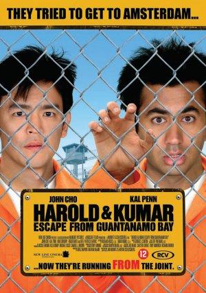 Harold & Kumar Escape from Guantanamo Bay 753x1072