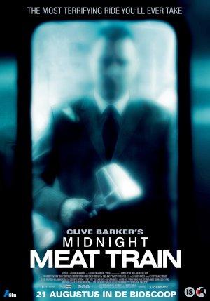 The Midnight Meat Train 2598x3712