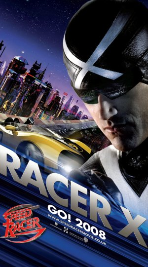 Speed Racer 2775x5000