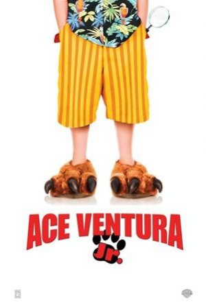 Ace Ventura: Pet Detective Jr. 301x447