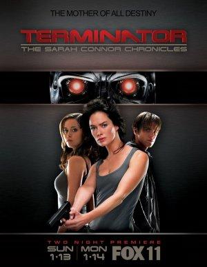 Terminator: The Sarah Connor Chronicles 1238x1600