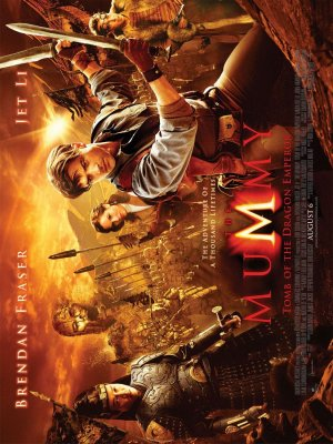 The Mummy: Tomb of the Dragon Emperor 1125x1500