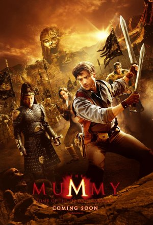 The Mummy: Tomb of the Dragon Emperor 1206x1770