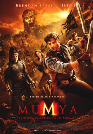 The Mummy: Tomb of the Dragon Emperor 2996x4345