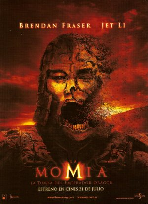 The Mummy: Tomb of the Dragon Emperor 1561x2155