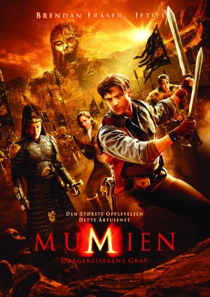The Mummy: Tomb of the Dragon Emperor 3511x4965