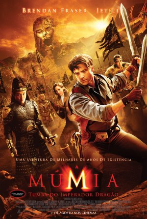 The Mummy: Tomb of the Dragon Emperor 2000x2967