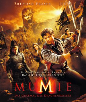The Mummy: Tomb of the Dragon Emperor 748x888