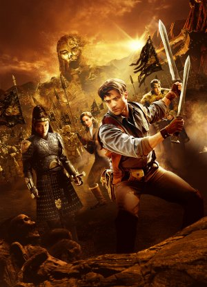 The Mummy: Tomb of the Dragon Emperor 3611x5000