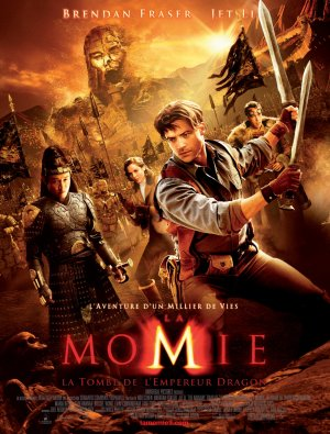 The Mummy: Tomb of the Dragon Emperor 1280x1686