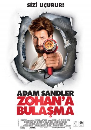 You Don't Mess with the Zohan 1500x2157
